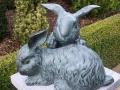 Bronzen beeldjes - Kunstgalerij Rogghe