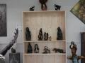 Afrikaanse beeldjes - Kunstgalerij Rogghe