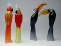 Murano glas - Kunstgalerij Rogghe